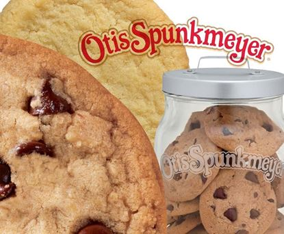 Otis Cookie Jar