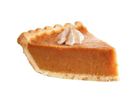 Home for the Holidays - Pumpkin Pie